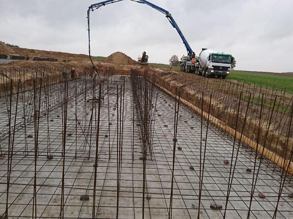 Prywatna Kopalnia Żwiru | Wytwórnia Betonu